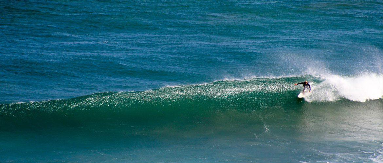 Camino Surfcamp Marokko Sidi Ifni Surfing Alone DE