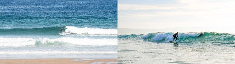 Camino Surfcamp Galicia Intermediate Surfclasses DE